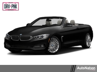 2017 BMW 430i w/ SULEV Convertible in [Company City]