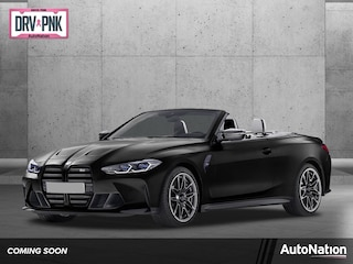 2022 BMW M4 Competition xDrive Convertible