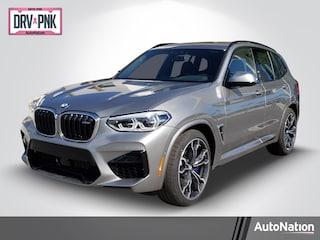 2020 BMW X3 M SAV