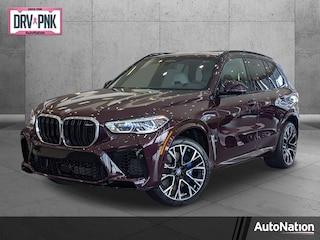2021 BMW X5 M SAV