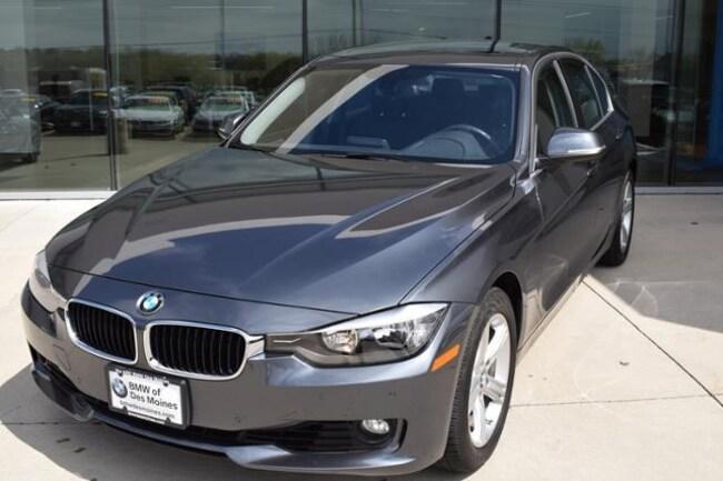 Used 2015 BMW 328i xDrive Car Urbandale, IA