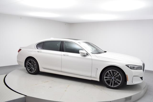 2020 BMW 750i Sedan