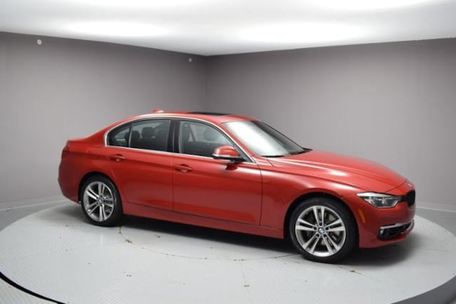 New 2018 BMW 340i xDrive Sedan Urbandale, IA