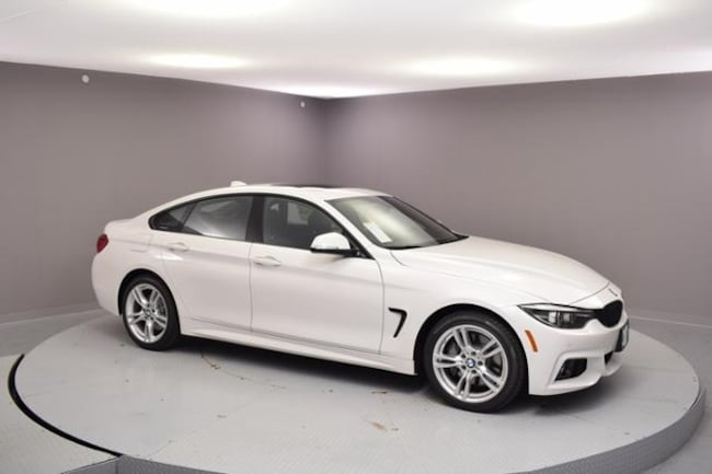 New 2019 Bmw 440i Xdrive Gran Coupe Alpine White For Sale In