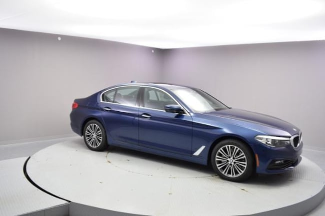New 2018 BMW 530i xDrive Sedan Urbandale, IA