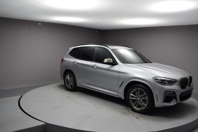 New 2019 Bmw X3 M40i Sav Glacier Silver For Sale In Urbandale Ia