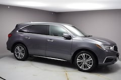2017 Acura MDX V6 SH-AWD with Technology Package Sport Utility