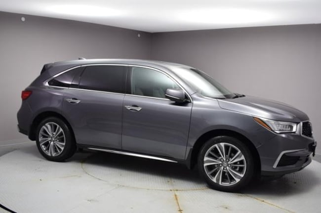 Acura Des Moines >> Pre Owned 2017 Acura Mdx For Sale In Urbandale Ia Stock