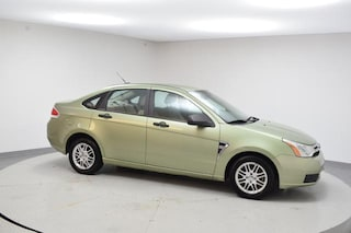 Pre-Owned 2008 Ford Focus Car Urbandale, IA