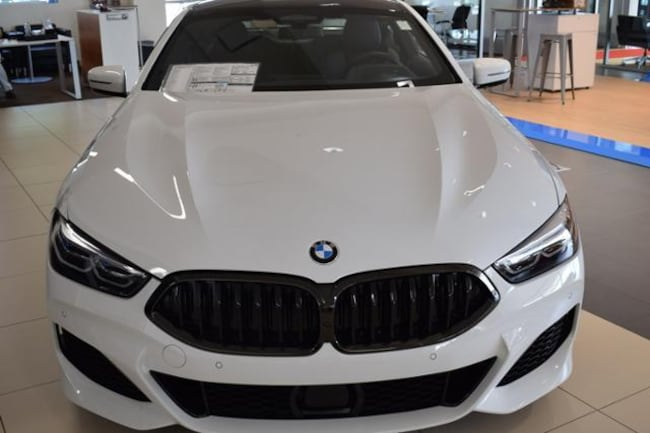 New 2019 BMW M850i xDrive Coupe Urbandale, IA