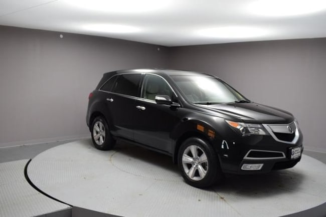 2010 Acura MDX 3.7L Technology Package Sport Utility Urbandale, IA