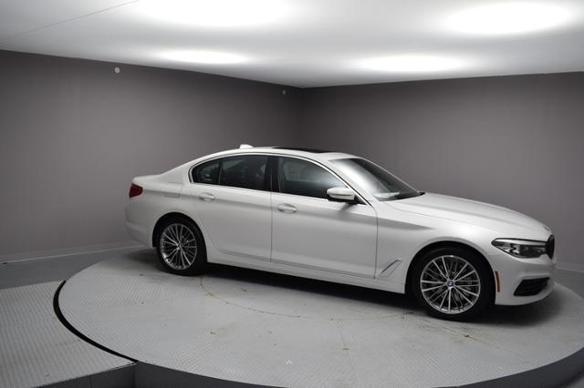 New 2019 BMW 540i xDrive Sedan Mineral White For Sale in