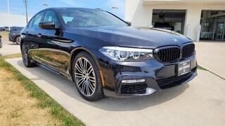 Pre-Owned 2018 BMW 540i xDrive Car Urbandale, IA