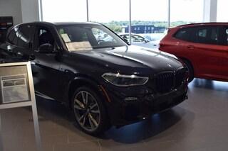 New 2020 BMW X5 M50i SAV Urbandale, IA