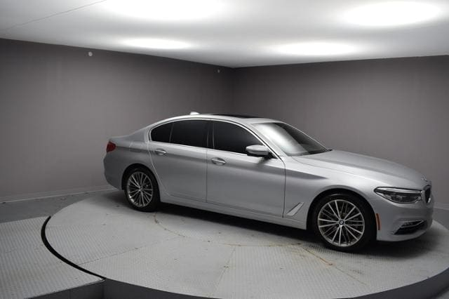 2017 BMW 540i xDrive Car