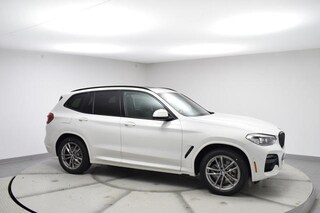 New 2021 BMW X3 xDrive30i SAV Urbandale, IA