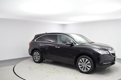 2015 Acura MDX MDX SH-AWD with Technology and Entertainment Packages Sport Utility