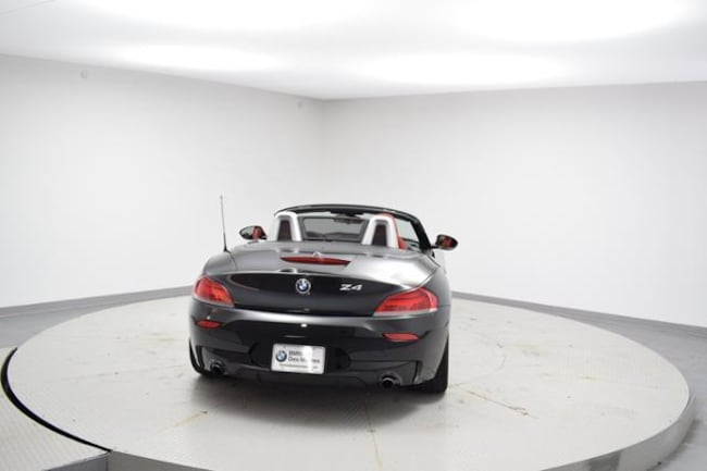 Used 2016 BMW Z4 sDrive35is Convertible Urbandale, IA