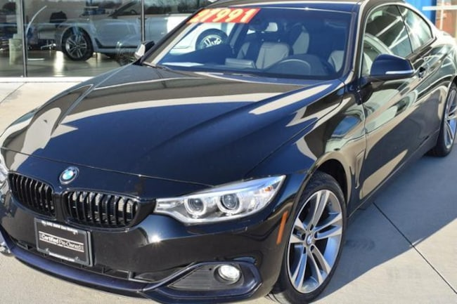 Used 2015 BMW 428i xDrive Car Urbandale, IA