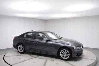 Certified Pre-Owned 2018 BMW 320i xDrive Car Urbandale, IA