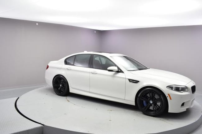 Used 2015 BMW M5 Car Urbandale, IA