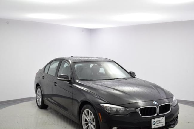 Used 2016 BMW 320i xDrive Car Urbandale, IA