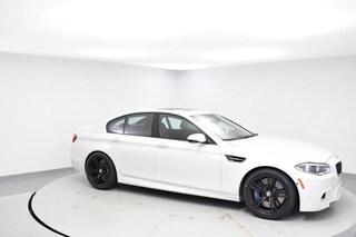 Pre-Owned 2015 BMW M5 Car Urbandale, IA