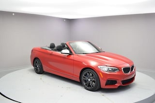 Certified Pre-Owned 2017 BMW M240i xDrive Convertible Urbandale, IA