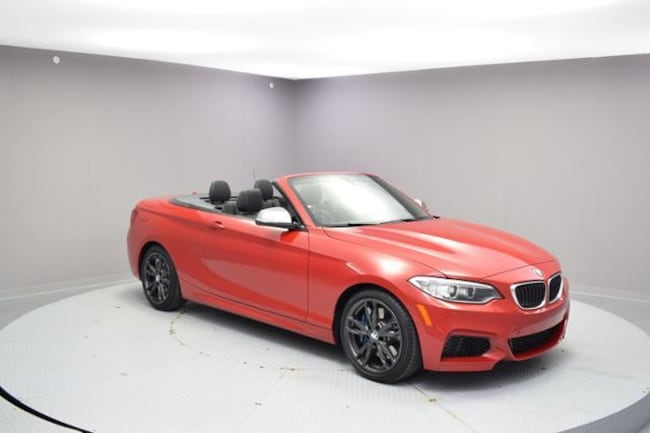 Used 2017 BMW M240i xDrive Convertible Urbandale, IA