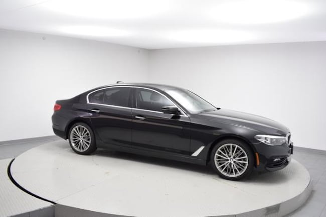 Used 2017 BMW 530i xDrive Car Urbandale, IA