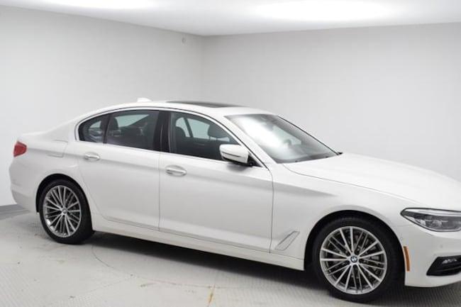 Used 2017 BMW 530i xDrive Car Urbandale, IA
