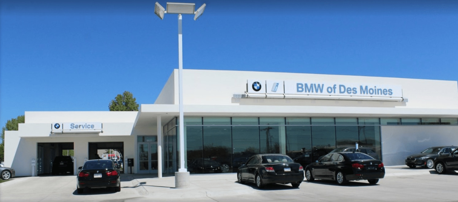 Des Moines Shopping >> About Bmw Of Des Moines New Bmw And Used Car Dealership Des Moines