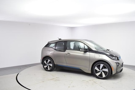 2017 BMW i3 with Range Extender 94 Ah Car