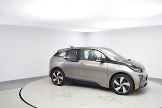 Pre-Owned 2017 BMW i3 with Range Extender 94 Ah Car Urbandale, IA