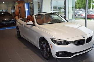 New 2018 BMW 440i xDrive Convertible Urbandale, IA