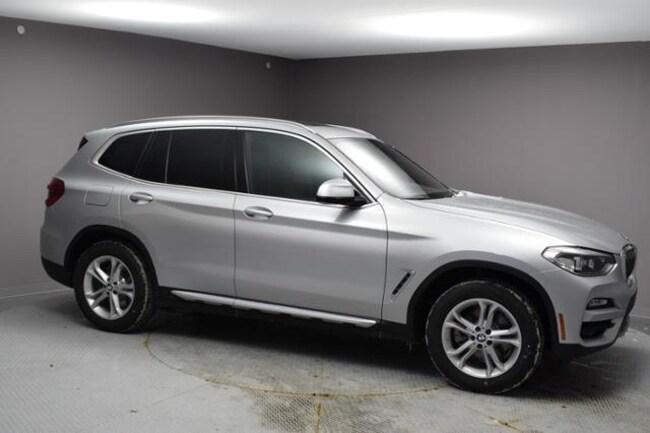 New 2019 BMW X3 xDrive30i SAV Urbandale, IA