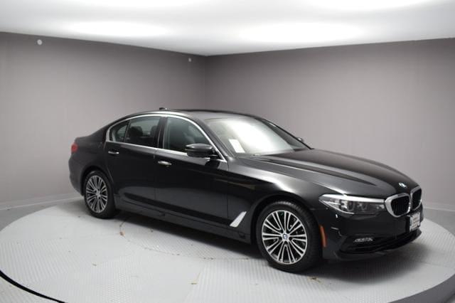 2018 BMW 540i Car
