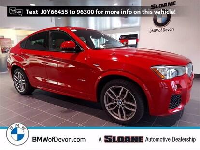 Pre Owned 2018 Bmw X4 For Sale In Devon Pa 5uxxw3c5xj0y66455