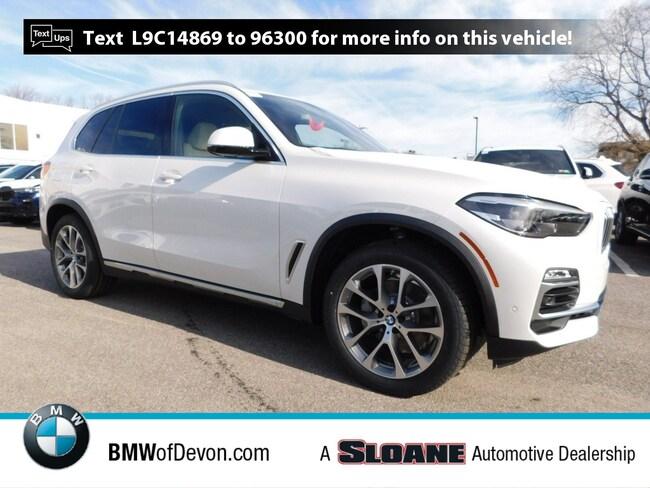 New 2020 BMW X5 xDrive40i SAV Devon