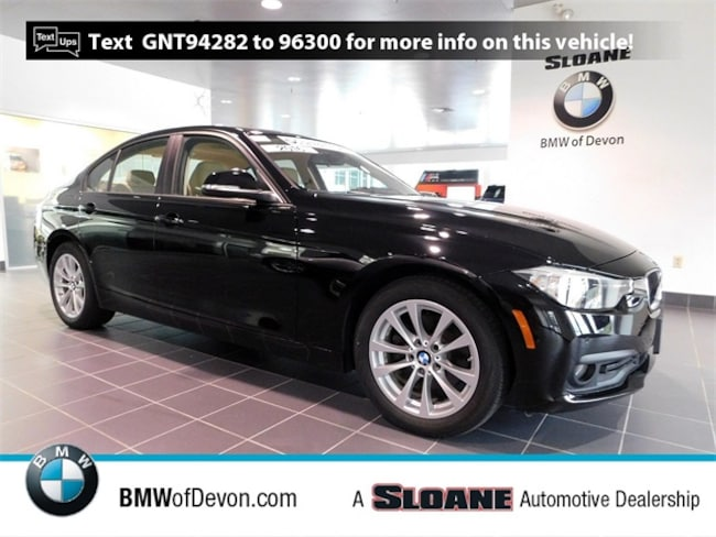 Used 2016 BMW 3 Series 320i xDrive Sedan Devon