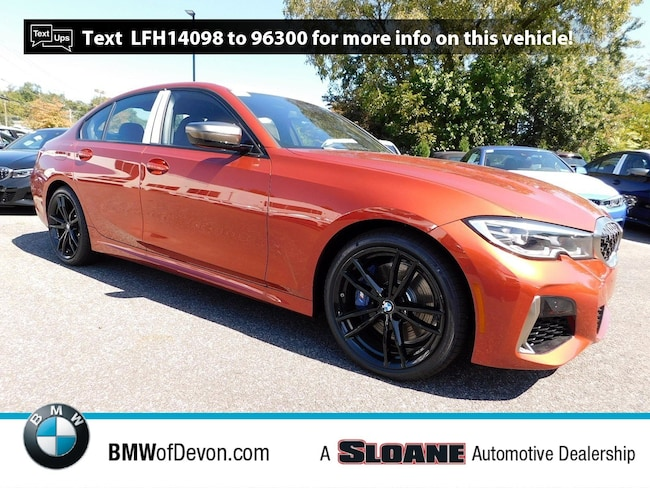 New 2020 BMW 3 Series M340i xDrive Sedan Devon