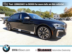 2020 BMW 7 Series M760i xDrive Sedan