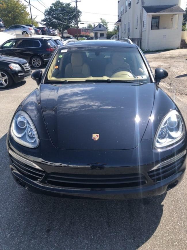 Pre-Owned 2012 Porsche Cayenne For Sale | Devon PA | WP1AA2A2XCLA02529