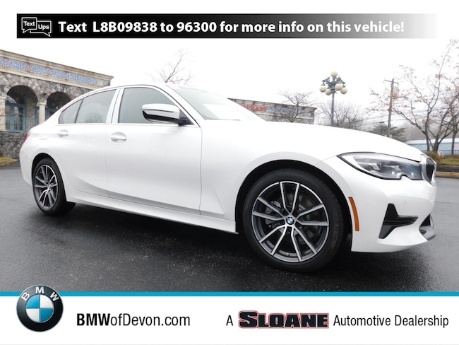 New 2020 BMW 3 Series 330i xDrive Sedan Devon