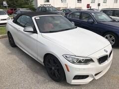 2017 BMW 2 Series M240i Convertible