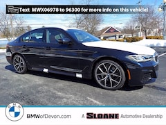 2021 BMW 5 Series 530i xDrive Sedan