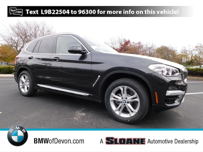 New 2020 BMW X3 xDrive30i SAV Devon