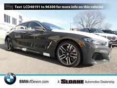 2020 BMW 8 Series M850i Gran Coupe