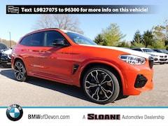 2020 BMW X3 M Competition SAV