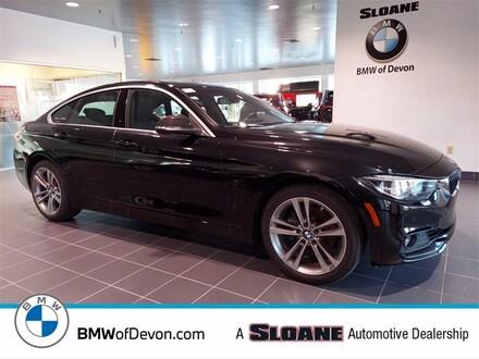 2018 BMW 4 Series 430i xDrive Gran Coupe Gran Coupe